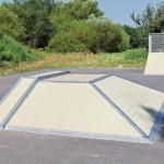 Skate-rampa-piramida