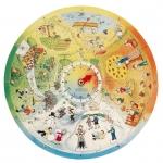 Velike-puzzle-XXL-četiri-godišnja-doba-d49-cm