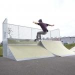 Skate-rampa-Flatland