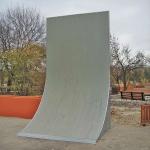 Skate-rampa-Wallride