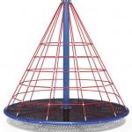 Vrtuljak Apolo s platformom