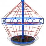 Vrtuljak Astro s platformom DX